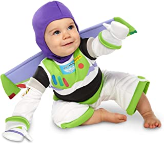 Deluxe Buzz Lightyear Costume for Baby Toddlers Halloween
