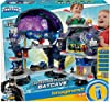 Fisher-Price Imaginext DC Super Friends Super Surround Batcave, Interactive Batman Playset with Lights, Sounds and 5 Exclusive Figures #5