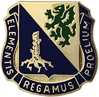 US Army Chemical Regimental Crest