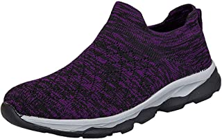 Geetobby Mens Fashion Sneakers Non-Slip Basketball Shoes Outdoor Running Shoes