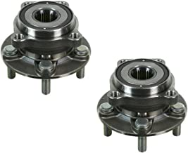 Detroit Axle - 513303 Front Driver & Passenger Side Wheel Hub Bearing Assembly For Subaru Impreza Forester Legacy Outback ...