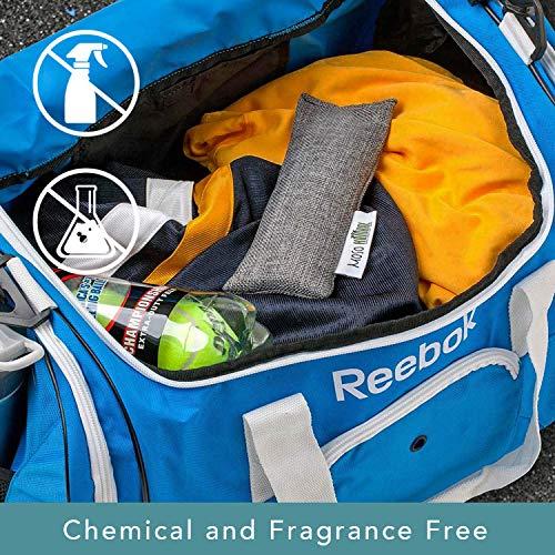 Moso Natural Mini 50g Air Purifying bag, 1-Pack (2 Total), 2 Count
