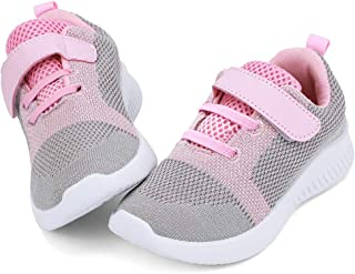 nerteo Toddler/Little Kid Boys Girls Shoes Running/Walking Sports Sneakers