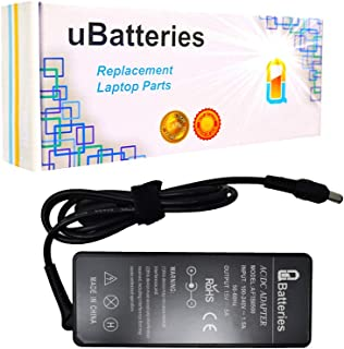 UBatteries Compatible 75W AC Adapter Charger Replacement for Toshiba Satellite A105-S4054 A105-S4064 A105-S4074 A105-S4084 A105-S4092 A105-S4094 A105-S4102 A105-S4104 A105-S4114 A105-S4124-15V, 75W