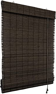 Victoria M. - Persiana de bambú para Interiores, marrón