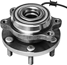 Best 1998 nissan pathfinder front wheel bearing replacement Reviews