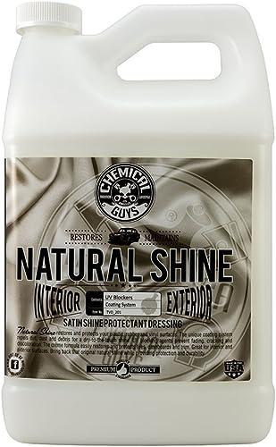 Chemical Guys TVD201 Vintage Series Natural Shine Satin Shine Dressing - 1 gal.