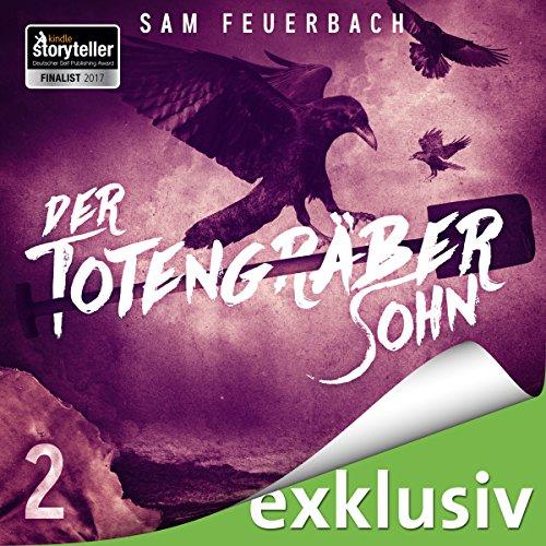 Der Totengräbersohn 2 audiobook cover art
