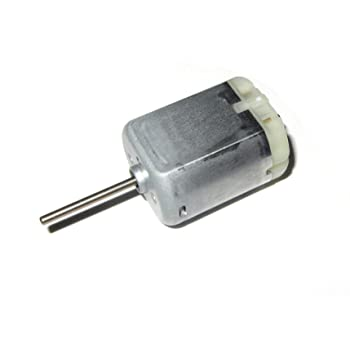 20mm Round Shaft: FC-280PC-22125 Central Door Lock Actuator Motor Long Spindle