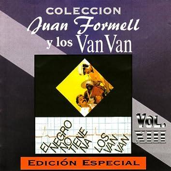 Coleccion: Juan Formell y los Van Van - Vol. 13
