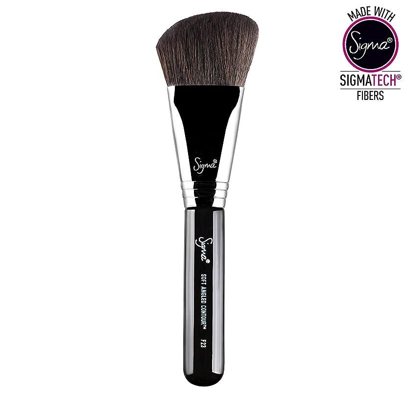 サーバしっかり見る人Sigma Beauty F23 Soft Angled Contour Brush -並行輸入品