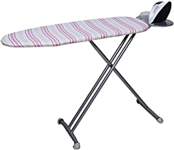 Peng Essentials Ironing Board with Iron Holder (Pink)