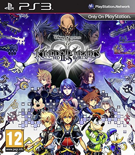 Kingdom Hearts HD 2.5 ReMix (PS3) [Französisch Import] (Deutsch-Spiel)