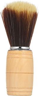Nishore Hair Shaving Brush Barber Salon Nylon Men Facial Beard Cleaning Appliance Shave Tool Shaving Razor Brush