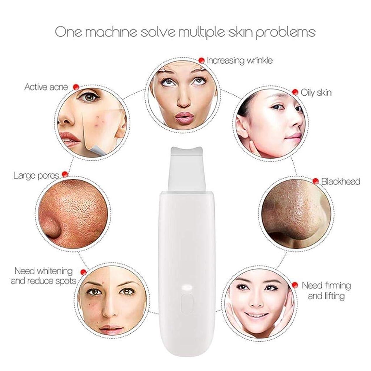 我慢するおじいちゃん流行顔の美のマッサージャー、顔のマッサージャー、微結晶の顔の修理の深いクリーニングの美装置、超音波顔持ち上がるマッサージャー