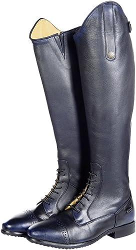 Hkm Stiefel de equitación Valencia estándar de largo ancho