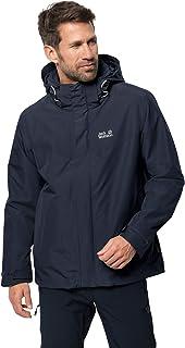 Jack Wolfskin Men's Arland 3in1 Jacket Men's Jacket