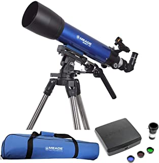 MEADE Infinity 102mm Altazimuth Telescope with Bag and Eyepieces Accessory Kit