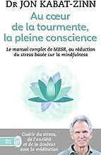 Au coeur de la tourmente, la pleine conscience : MBSR, la réduction du stress basée sur le mindfulness : programme complet...