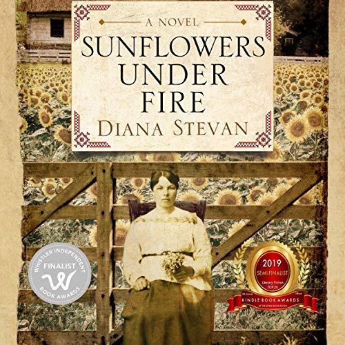 Sunflowers Under Fire audiobook cover art