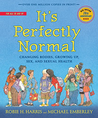 Compare Textbook Prices for It's Perfectly Normal: Changing Bodies, Growing Up, Sex, and Sexual Health The Family Library Anniversary, New Edition ISBN 9780763668716 by Harris, Robie H.,Emberley, Michael