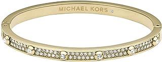 سوار مايكل كورس ستانلس ستيل ذهبي اللون للنساء - MKJ3267710