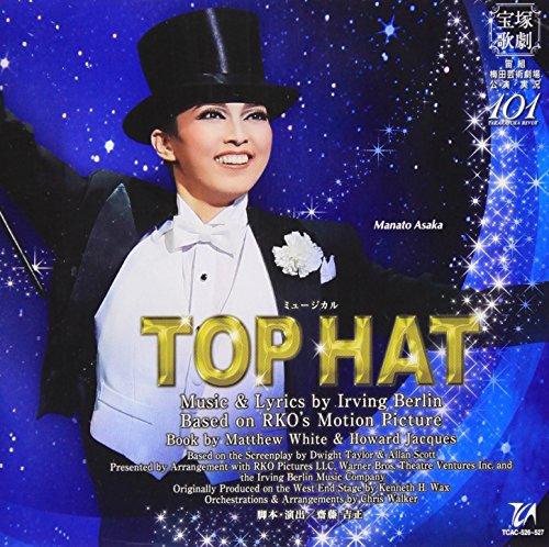 『TOP HAT』宙組梅田芸術劇場公演ライブCD