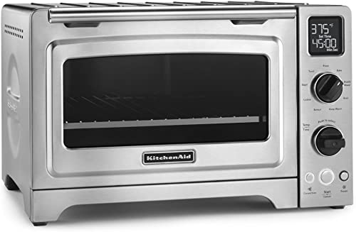 """popular KitchenAid popular KCO273SS 12"""" Convection Bake lowest Digital Countertop Oven - Stainless Steel online"""