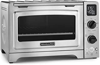 """KitchenAid KCO273SS 12"""" Convection Bake Digital Countertop Oven - Stainless Steel"""