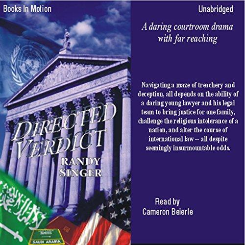 Directed Verdict cover art