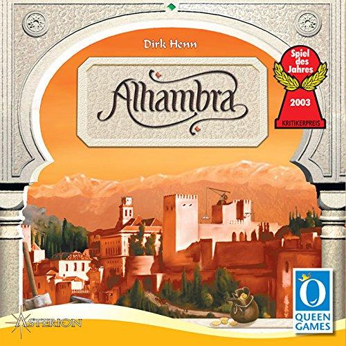 Asterion - Alhambra Juego de Mesa
