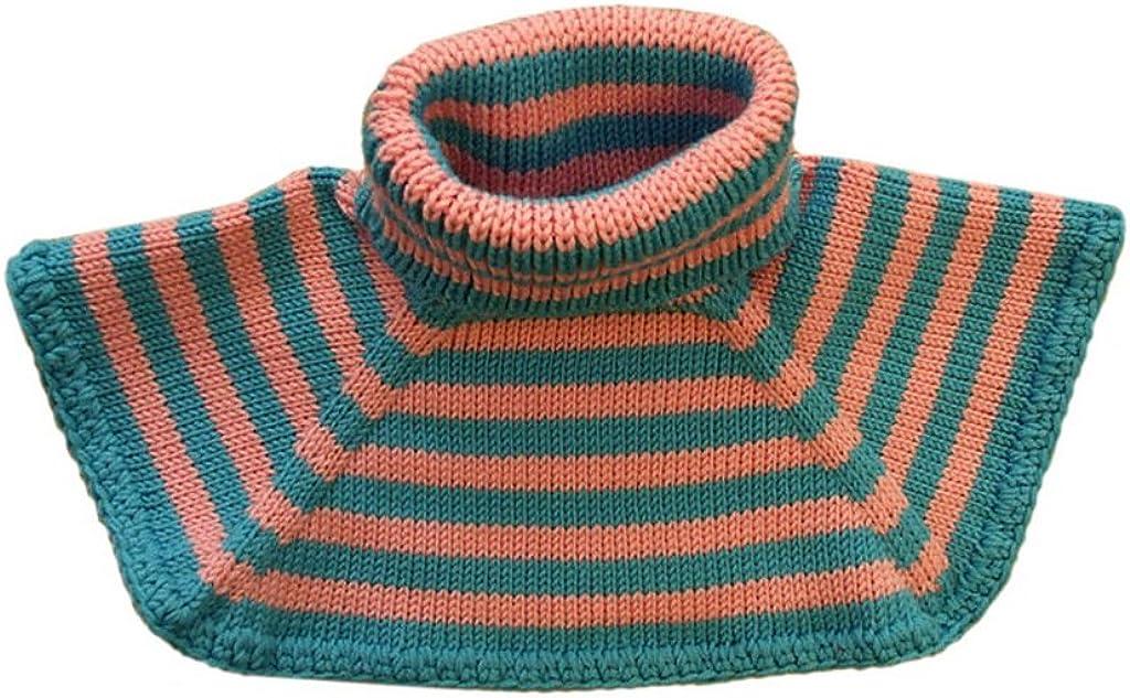 Neck Warmer 100% MERINO WOOL baby children gaiter scarf knitted