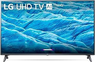 LG Smart TV 65 Pul LED 4K HDR 120Hz 4Core Negro 65UM7300AUE (Renewed/Reacondicionado)