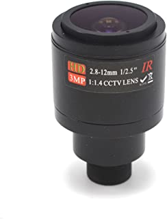 XENOCAM 2.8-12mm 1/2.5