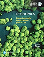 Economics, Global Edition, 2nd Edition Front Cover