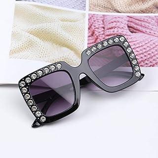 Powzz ornament - Gafas de sol de gran tamaño bonitas para niños de 2021, gafas cuadradas para niños, gafas de sol de colores de moda para bebés, gafas para niños y niñas-1_China