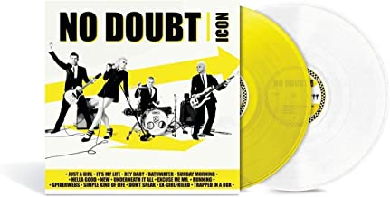 No Doubt ICON - Exclusive Limited Edition Yellow & White...