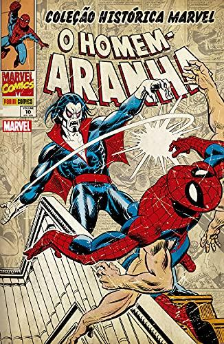Coleção Histórica Marvel: O Homem-Aranha v. 10