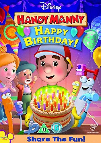 Handy Manny - Happy Birthday!