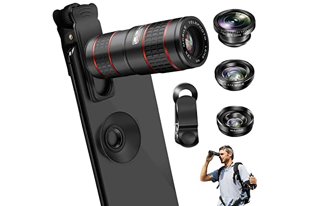 reputable site d6ff8 38094 Best camera zoom for iphone | Amazon.com