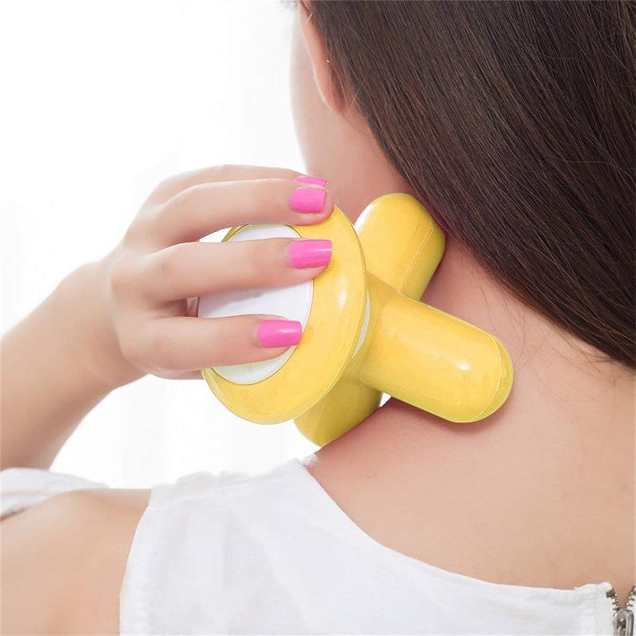 百年ダイバー楽しいMini Electric Handled Wave Vibrating Massager USB Battery Full Body Massage Ultra-compact Lightweight Convenient for Carrying