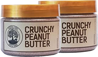 Peepal Farm Crunchy Peanut Butter Pack of 2 (250g Each)