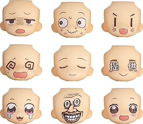 diseños exclusivos Nendoroid More Decorative Parts Parts Parts for Nendoroid Figures Face Swap 02 Good Smile  el mas reciente