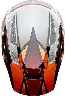Fox Rampage Pro Carbon Beast Helmet - Replacement Visor - Iced - 25643-376