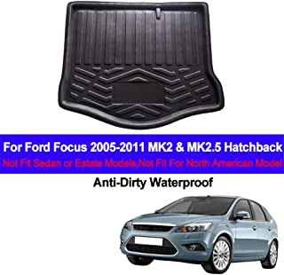 NUOVO originale Ford Focus MK3 11 sulla protezione KIT antisdrucciolo Boot Liner /& Tappetini