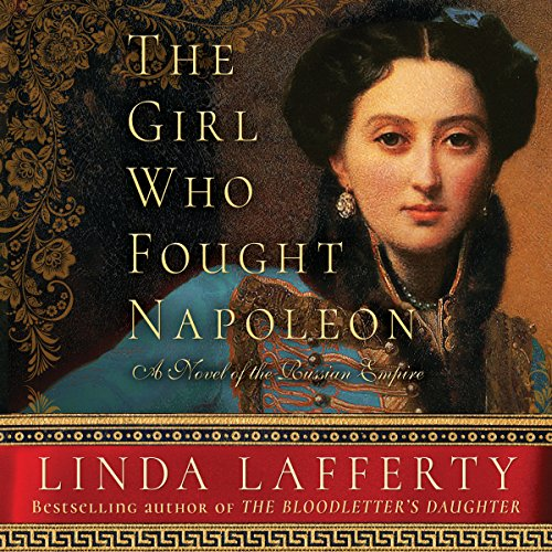 The Girl Who Fought Napoleon audiobook cover art