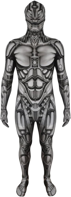 calidad oficial Generique - Disfraz Robot androide Adulto Adulto Adulto Morphsuits M (máx. 160 cm)  hasta un 70% de descuento