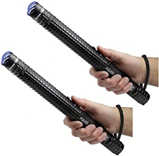 Police Force 12,000,000 Tactical Stun Stick Flashlight (2 pack)