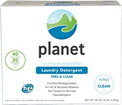 planet detergent cloth diapers