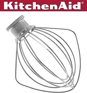 KitchenAid KSM35WW 6-Wire Whip for 3.5 Quart Tilt Head Stand Mixers, Metallic